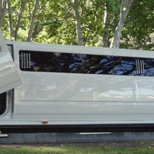 Limousine Hire Melbourne White Hummer